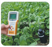 土壤三参数测定仪功能系统的完善