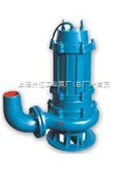 QW80-40-7-2.2潜水式无堵塞排污泵