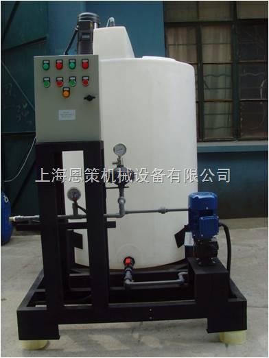 EC锅炉水加药装置