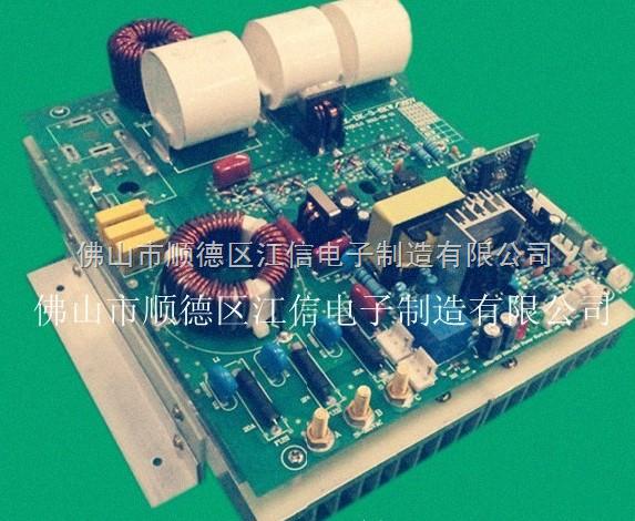 广州电磁加热|工业电磁加热|三相8kw电磁加热控制板|电磁感应加热