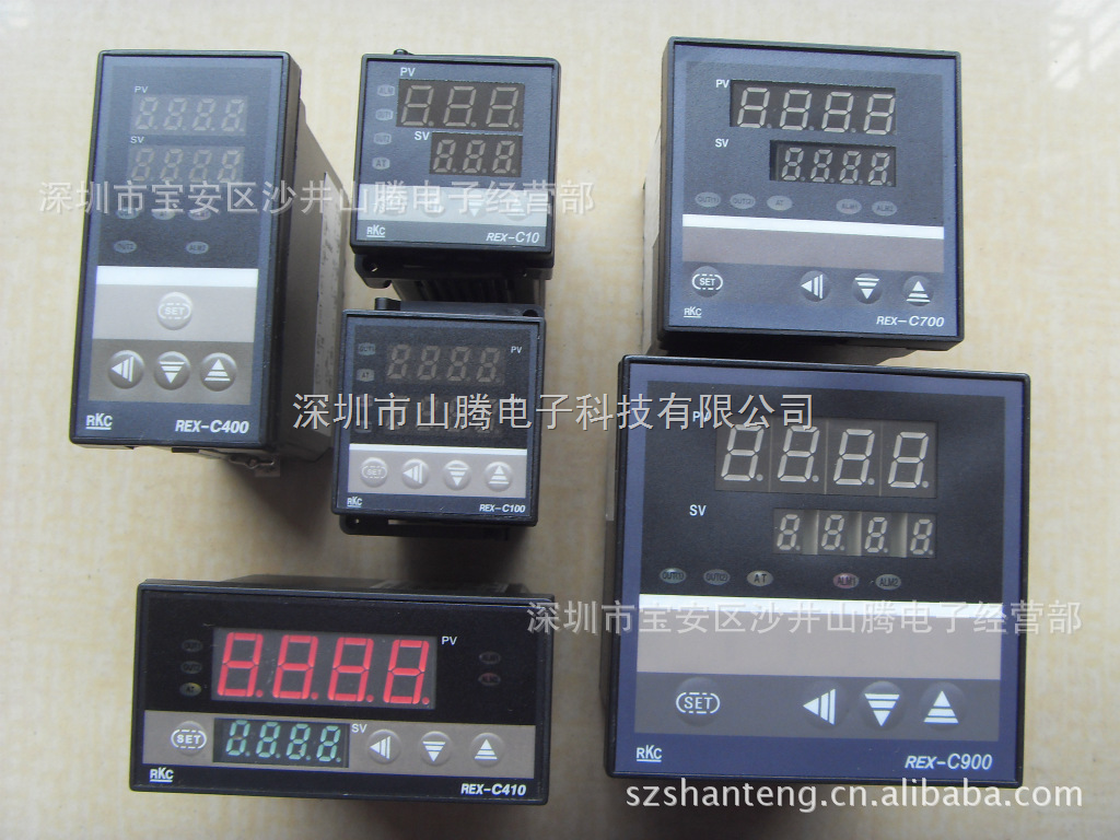 rex-c400/c410/c10/700/c100/c900/rkc温控表