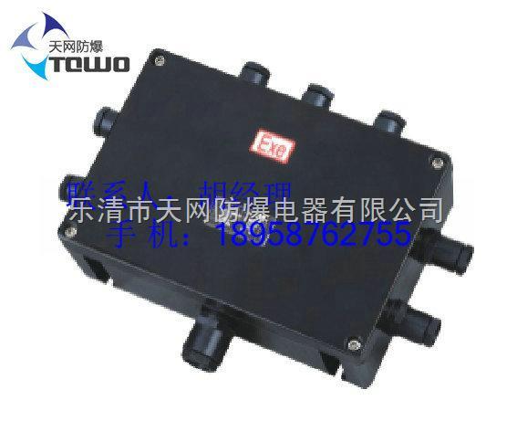 bjx8050防爆防腐接线箱(Ⅱc)