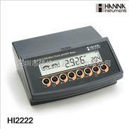 哈纳 HI2222 实验室pH/ORP/温度测定仪丨HI2222 台式酸度计
