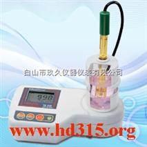 实验室台式酸度pH计