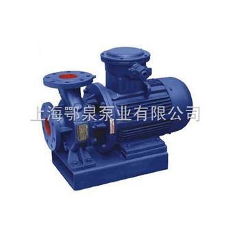 ISWD型卧式低转速离心泵