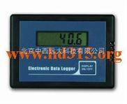 土壤温度记录仪/1路便携式温度记录仪(国产