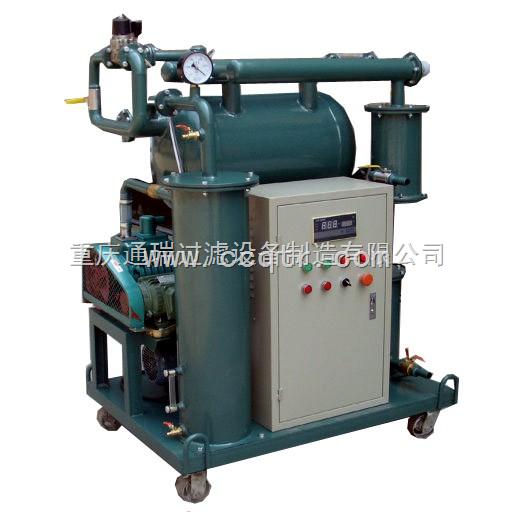 ZJB-100江苏变压器油真空净油滤油机