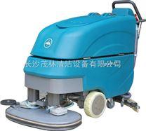 洁驰双刷电瓶式全自动洗地吸干机