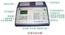 直接測量顯示土壤水分含量值的土壤水分測量儀