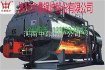 半吨立式燃煤热水锅炉供暖面积多大