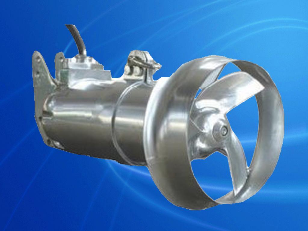 推进式潜水搅拌机