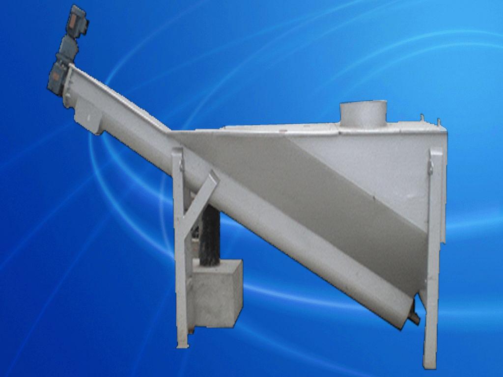 LSSF 螺旋式砂水分离器安装 图 南京