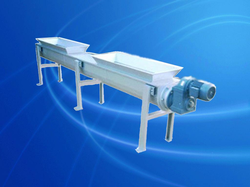 无轴螺旋输送机卹�a_无轴螺旋输送机厂家