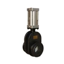 增韧结构陶瓷双滑板闸阀(气动)