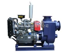 新型柴油机自吸泵