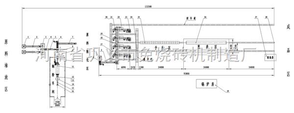 砖机感应器电路图