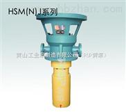 高压螺杆泵HSM(N)J系列水电专用螺杆泵黄山工业泵