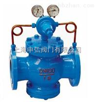 铸钢氮气减压阀YK43F