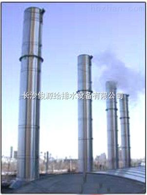铁皮烟囱结构图