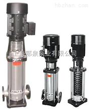 立式不锈钢多级离心泵
