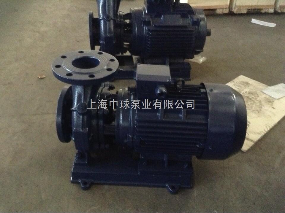 KQW100/235-30/2卧式管道离心泵