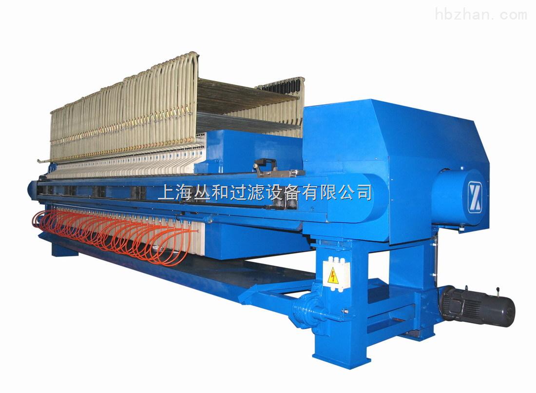 XmY120/200-30U自動曲張振打型壓濾機