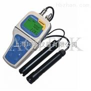 美国Eutech防水便携式pH/DO仪CyberScan PD300
