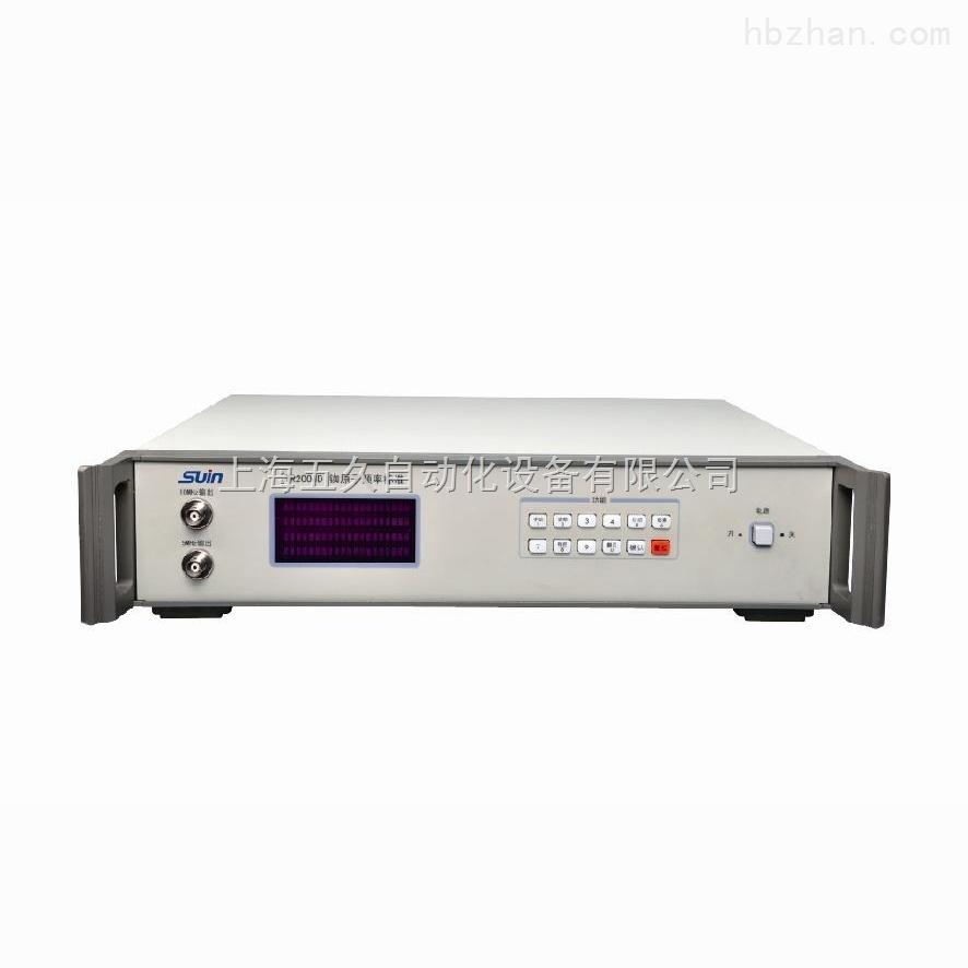 输出频率:10MHz、5MHz、1MHz 输出波形:正弦波 输出幅度:0.5Vrms/50 输出阻抗:50 秒级稳定度(10MHz):310-12/s 开机特性:310-9 老化率:110-10/日(晶振通电30天后) 出厂校准确定度:110-10 频率可变范围:±110-7 单边带相位噪声(10MHz): 10Hz-120dBc/Hz 100Hz-130dBc/Hz 1kHz-150dBc/Hz 10kHz-155dBc/Hz GPS校准精度:优于1.
