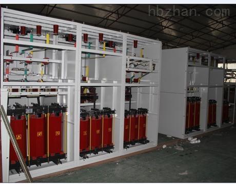 箱变电容补偿柜接线图