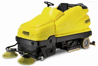 BD 100/250 R I凯驰驾驶式洗地机