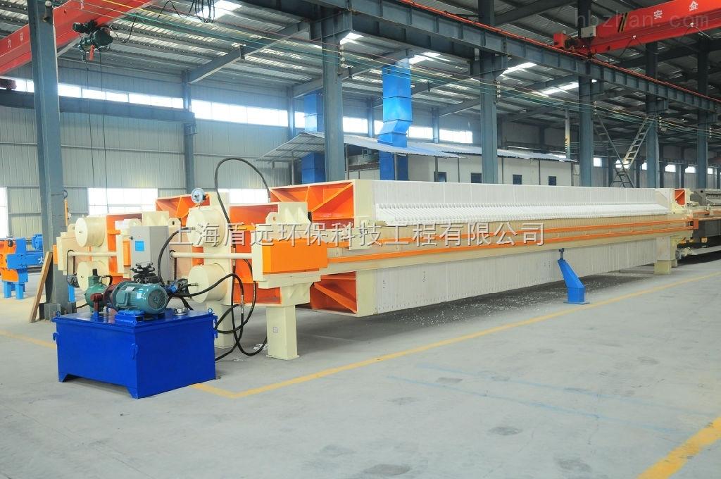 摘要:上海板框压滤机具有结构简单