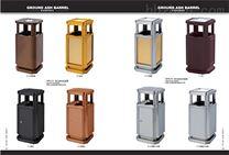 玻璃钢垃圾桶工厂|南海玻璃钢垃圾桶
