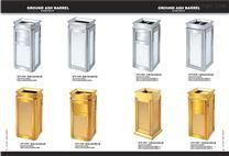 越秀玻璃钢垃圾桶厂家