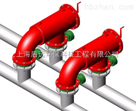 DQSSF上海F型手动刷式自清洗过滤器