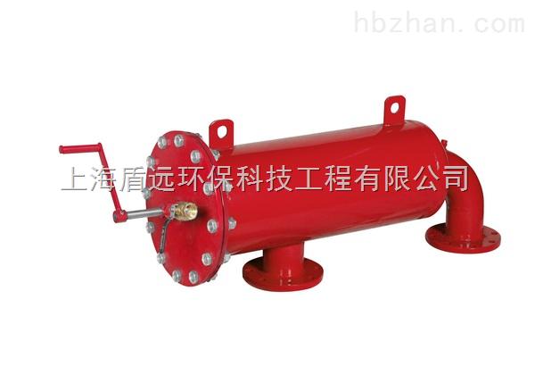 自清洗过滤器DQSSY型手动刷式滤水器