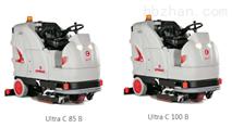 高美电瓶驱动驾驶式全自动洗地机