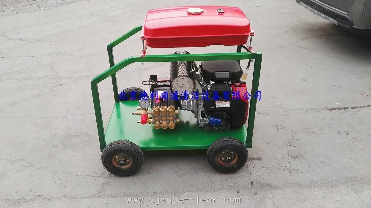 小型高压管道疏通机-面包车高压疏通机