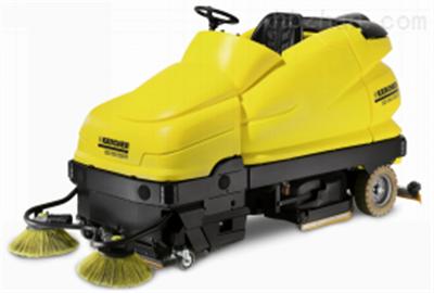 BD 100/250 R I凯驰驾驶式洗地吸干机