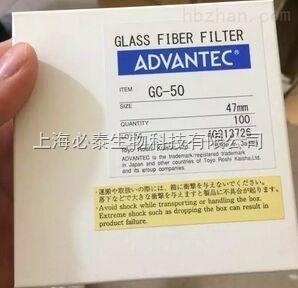 ADVANTEC 47mm玻璃纤维滤纸 Glass Fiber Prefilters
