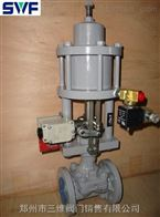 ZMATF-10K气动薄膜调节隔膜阀