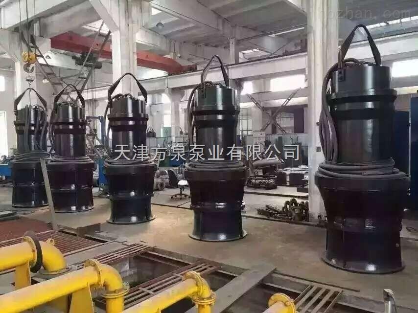 津东牌轴流潜水电泵