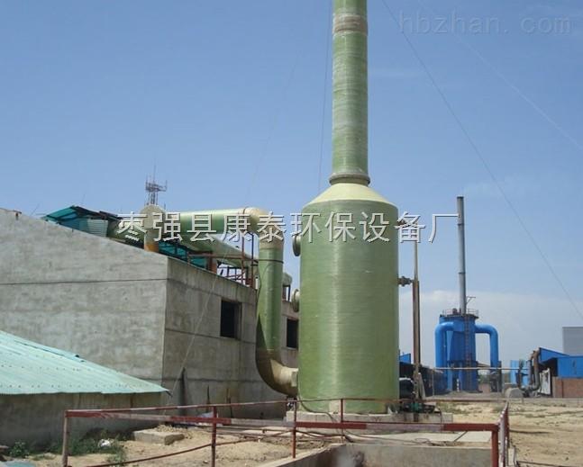 碱液洗涤塔结构由气体分布器