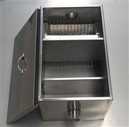无动力不锈钢油水分离器  新型OUMX饭店食堂专用隔油器