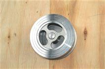 对夹旋启式止回阀的好处 可防止介质倒流 垂直水平都可以安装