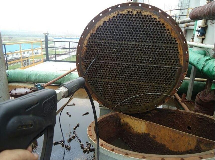 fs30/50-江西电厂冷凝器管道疏通清洗机-南昌乐洁