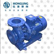 ISW40-100卧式管道离心泵