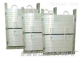 DLF鋁合金疊梁閘門