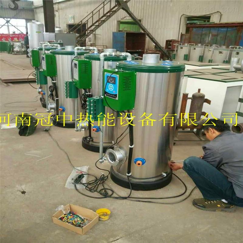 小型节能不锈钢燃气蒸汽发生器