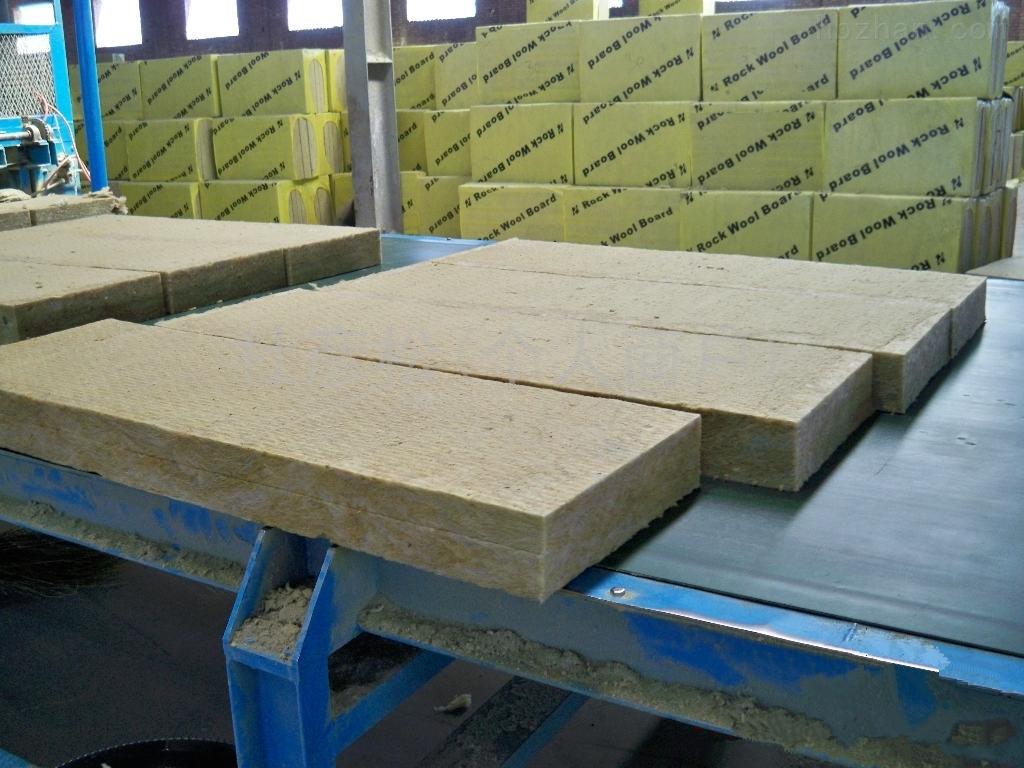 九纵岩棉保温板