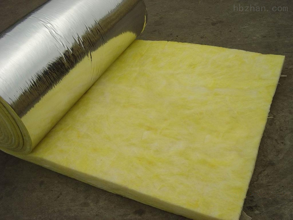 铝箔贴面玻璃棉保温毡